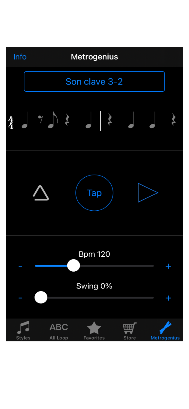 Drumgenius app